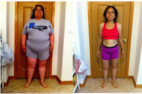 Comment perdre plus de 45kg avec un r gime pauvre en glucides photos et histoires maigrir - Petit dejeuner pauvre en glucides ...