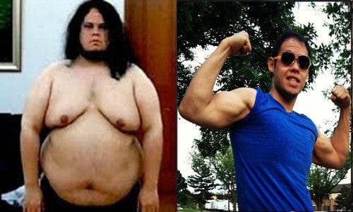 maigrir paleo 70 kilos avant apres