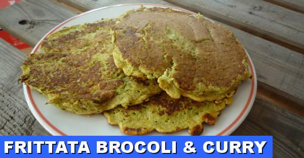 Recette – Minis frittatas aux brocolis et curry | Maigrir