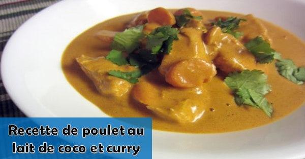 recette-poulet-lait-coco-curry