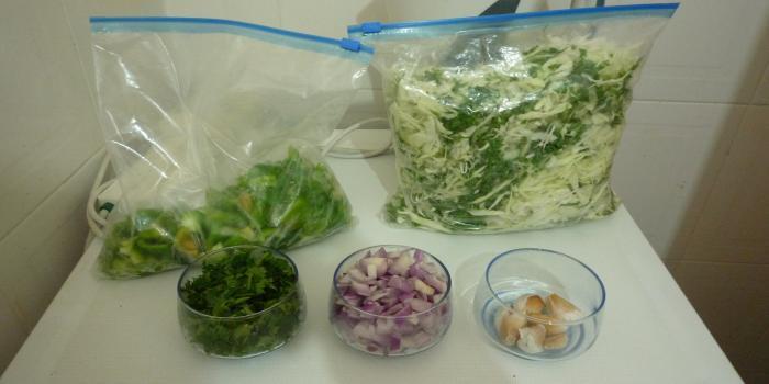 4 astuces pour cuisiner des repas sains en moins de 10 for Astuces cuisine rapide
