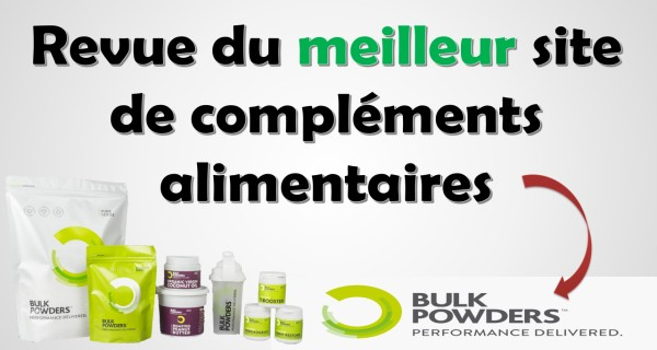 revue site complement alimentaire musculation