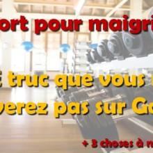 sport-pour-maigrir-musculation-intensite