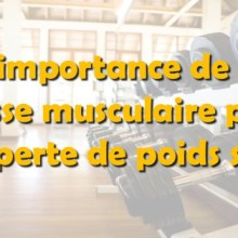 masse-musculaire-perdre-poids-maigrir-effet-yoyo